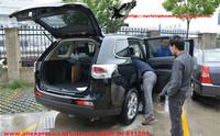 Black Beige Grey Retractable Rear Cargo Trunk Cover For Mitsubishi Outlander EX 2013 2014