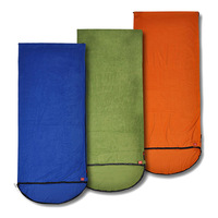 Naturehike Outdoor Envelope Sleeping Bag Fleece Sleeping Bag Liner Summer Quilt FL100