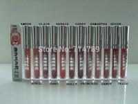 New BUXOM makeup lip gloss lipgloss 4.5ml (100pcs/lot) 12colors choose free shipping #2256