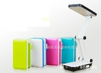 rechargale desk lamp can be foldable it is the best reading light for student