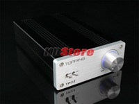TOPPING TP22 TK2050 AMP Tripath Class T-AMP 2X30W Power Amplifier w/ Adapter #DW034 @SD