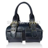 Original Pure Cattlehide Leather bag genuine leather women's handbag fashion bags solid color leather bag handbag casual totes