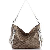 Brand women's vintage handbags fashion print multifunction shoulder bag ladies nylon casual cross body messenger bags wholesale