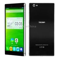 Original Brand Iocean X8 Black,5.7 inch 3G Android 4.2.2 Phablet,MTK6592 1.7GHz Octa Core,RAM: 2GB,ROM:16GB,WCDMA & GSM,Dual SIM