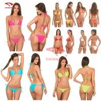 2014 Summer New Women Sexy Swimwear Bikini Swimsuit Multicolor DM-DM005