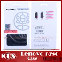 Original Original Lenovo P780 Leather Case Black In Stock(China (Mainland))
