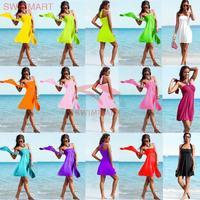 2014 Summer New Women's Beach Original Variety Streamers Beach Dress DM-VB007