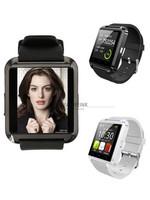 Newest U8 Plus U Pro Watch Anti-lost Bluetooth Smart Wristwatch forIphone 6/5s/5/4s/4 Smartphone Android Phone SamsungS4/Note2/3