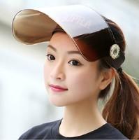 Superacids yzstyle anti-uv sunbonnet sun visor female summer sun hat