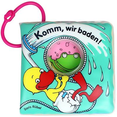 Ravensburger ministeps мало утка Ванна книга