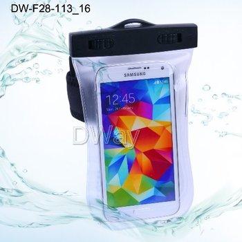 Новый пвх дайвинг водонепроницаемый сумочка для телефона чехол для Samsung Galaxy S5 S3 S4 подводные чехол для iPhone 4 5 6 4S 5S 5с бесплатная доставка