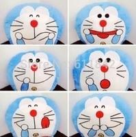 Free shipping wholesale cute Doraemon plush dolls,stuffed plush pillows, car cushion ,great plush toys for babies, about 40cm