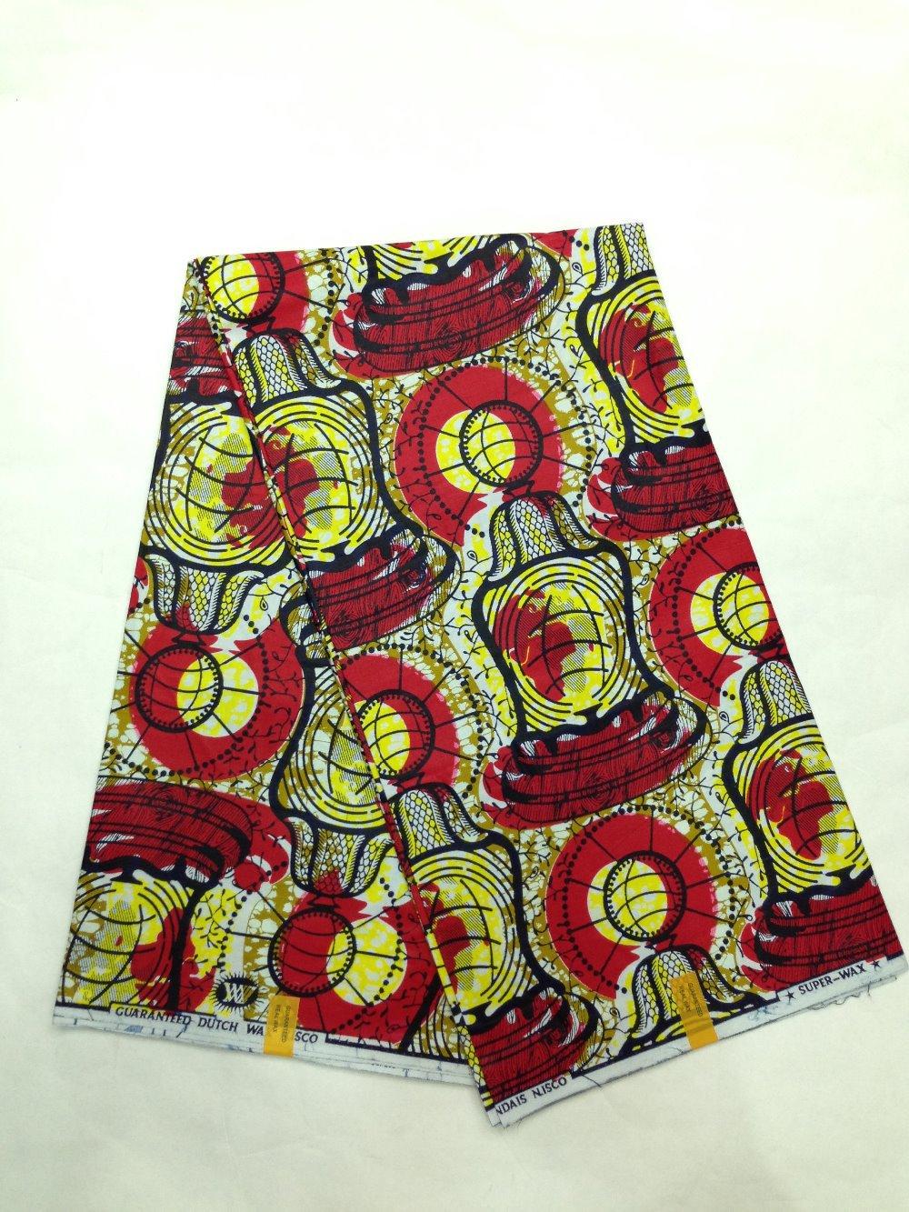 New 2014 African Wax Prints Font B Fabric B Font Cotton ...