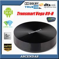 Android TV Box Tronsmart Vega S89 H Amlogic S802 Quadcore Mini PC Google Kitkat Smart Media Player 4K  XBMC IPTV Free Shipping