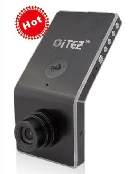 US OiTEZ Original Car DVR Video Recorder Vehicle Driving Camera 720P Full H.264 HD 2.4'' LCD+Real 1280*720 Russian Car Recorder(China (Mainland))