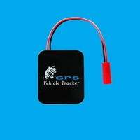 Free shipping LBS+GSM+SMS/GPRS  LBS ANTI-THEFT ALERT SYSTEM mini vehicle GPS tracker