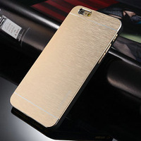 Aluminum Metal Case for Apple iPhone5 5s luxury metal back cover for iPhone 4s 4g ,hybrid phone case for iPhone 5g ,2.99usd