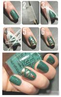 5 Roll Nail Art Tape Creative Polish Tips Line Sticker Pattern DIY