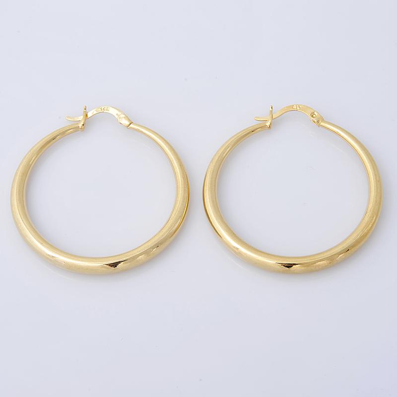 Lastest Gold Hoop Earrings For Women 8 Ideas Of Gold Hoops Earrings