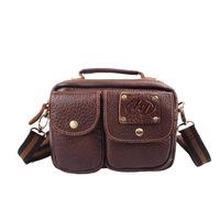 Free Shipping New Arrival Men Vintage Messenger Bag Fashion Leather Shoulder Bag morer #495