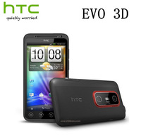 NEW G17 Original HTC EVO 3D X515m Android Cell Phone GPS WIFI MP3 5MP 4.3''TouchScreen Unlocked Mobile Phones FREE SHIPPING
