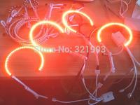 LED angel eye circle is SAMSUNG 5050 three core patches of light  E39 OEM   E36  E46  E30  E46 2D   RGB