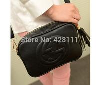 New Stylish 2014 Sac fashion for women messenger bags Tassel small bags women shoulder bag bolsa de franja