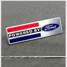 ford mustang emblem promotion