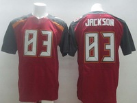 Wholesale Cheap 2014 Newest Tampa Bay #83 Vincent Jackson Men's Elite Team American football Stitched jerseys