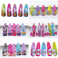 2015 hairpin hair clip Children hair accessory Children BB clip Lovely small pin Environmental protection wholesale  40pcs/lot