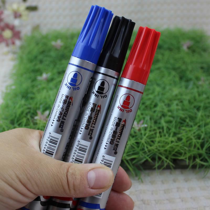 Green Pen Marking Wholesales Oily Mark Pen High