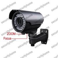 Outdoor 4-9mm Vari-Focal Sony Effio-V 960H WDR 750TVL 42IR Night Vision CCTV camera OSD