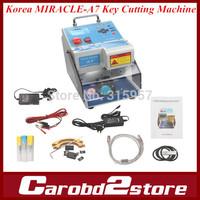 Professional Key Cutting Machine Korea MIRACLE-A7 Key Cutting Machine Automatic Electronic tools