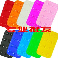 5000pcs/lot car non slip mat Phone Pad holder General Anti-skid Double-sided Stickers free shipping