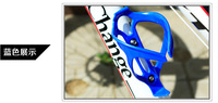 Coolchange Bicycle Water bottle cage without screw mix color at random 30 pieces/lot