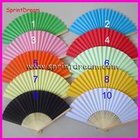 50* Chinese paper fan, wedding fan, hand fan