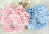 Free shipping Female Pet Dog Puppy Sanitary Cute Short Pants Pant  Diaper Underwear  10pcs/lot
