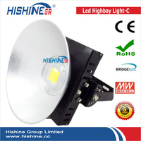 2014 High lumens 100W LED high bay industrial lights with bridgelux/meanwell Free shipping