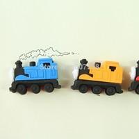 2014 Design Funny Cute Car Loco Pencil Erase Rubber Kid Primary Student School Children Gift Toy Office Eraser
