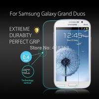 For Samsung Galaxy Grand Duos i9082,Original Magic Premium Tempered Glass HD Film Screen Protector Anti-Fingerprint Ultrathin