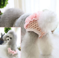 The New Pet Dog Physiological Pants Chiffon Pants Teddy VIP Health Safety Pants