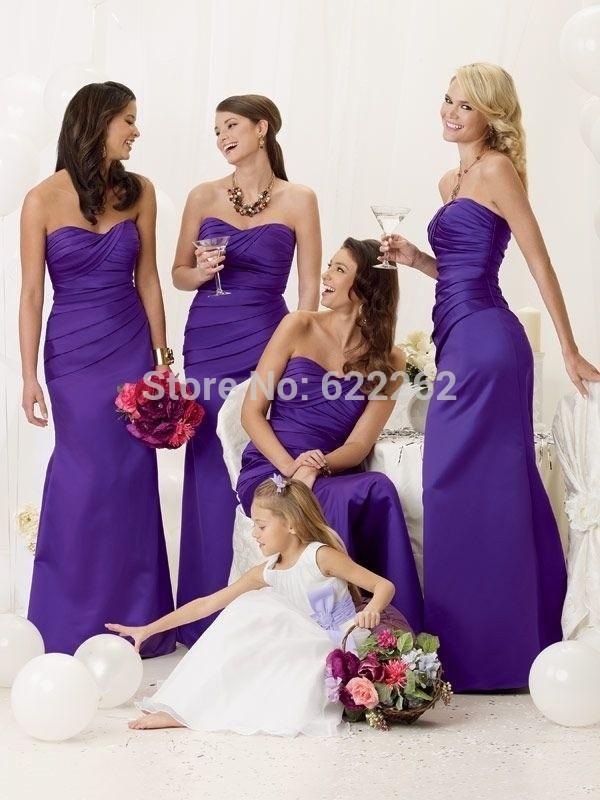 Popular Regency Bridesmaid