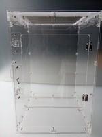 Acrylic reptile terrarium 30cm*30cm*43cm