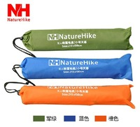 Free shipping quality goods NatureHike-NH tent awning 2 people And the 3 people camping tent mat Oxford cloth 6 holes
