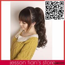 popular ponytail natural hair