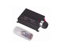 RGB 16W LED optic Fiber engine Driver Manchine with remote controller,led light illuminator replace traditional 250W Engine