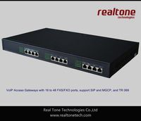 voip analog gateway analog trunk gateway 24FXO port