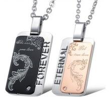 popular titanium pendant