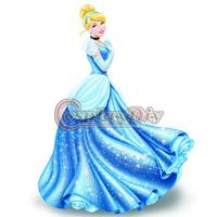 New Custom-made Cinderella Princess Dress Adult Movie Cosplay Costume