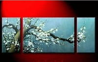 Modern Abstract hand-paint Art Oil Painting Wall Decor canvas (with framed)A485